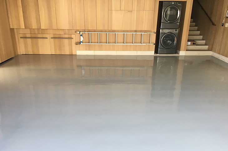 Epoxy Flooring Click to View Photo Gallery