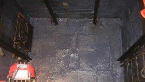 after waterproofing below grade elevator pit