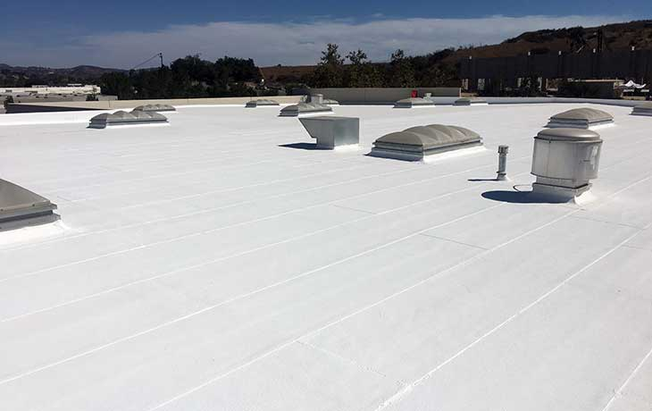 Flat Roofs Click to View Photo Gallery