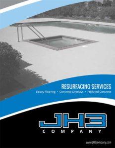 jh3 resurfacing brochure