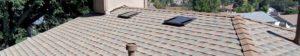 residential asphalt roof shingles installation