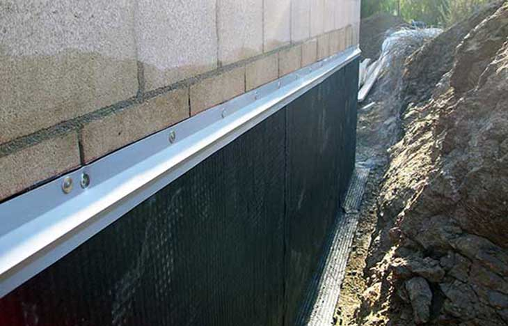 Foundation Walls Click to View Photo Gallery