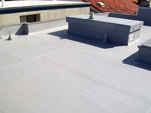 These Title 24 Compliant Cool Roofs Save Money On Energy Costs Because  Their Highly UV Reflective White Surface Reduces The Amount Of Energy  Required To ...