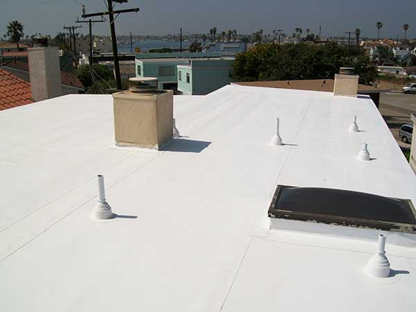 Residential Flat Roof Service Experts Jh3 Company